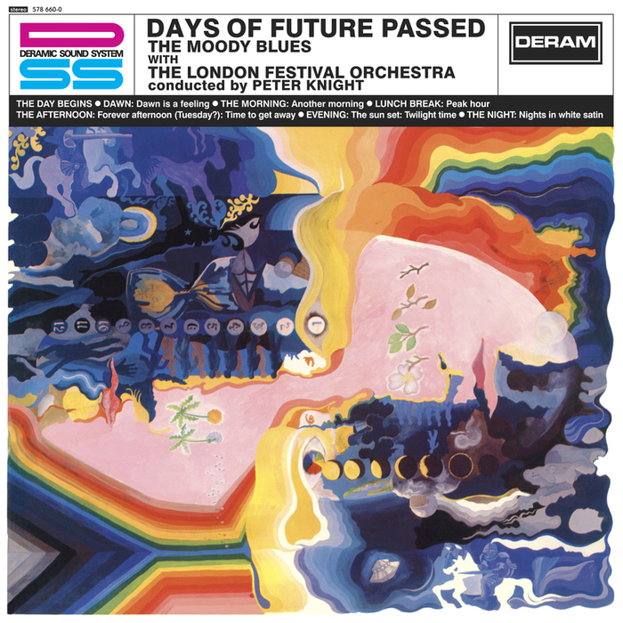 THE MOODY BLUES - Days Of Future Passed (Remastered 2017)