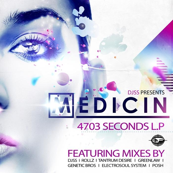 VARIOUS - 4703 Seconds LP