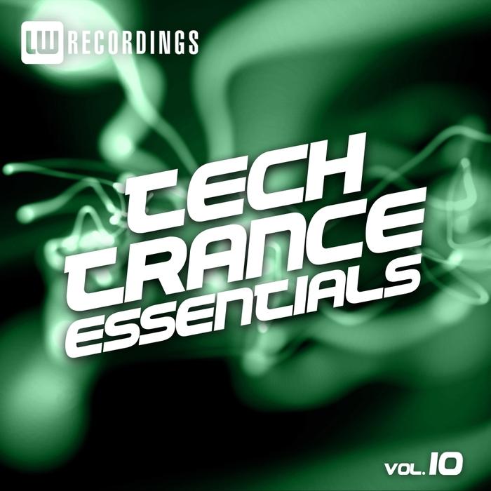 VARIOUS - Tech Trance Essentials Vol 10