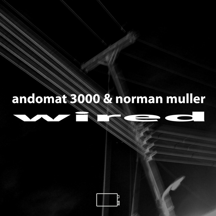 ANDOMAT 3000/NORMAN MULLER - Wired