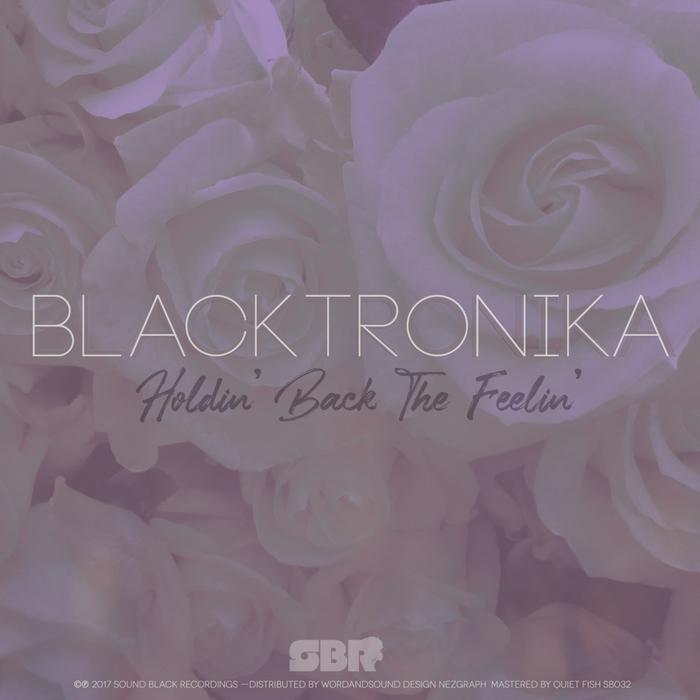 LADY BLACKTRONIKA - Holdin' Back The Feelin'