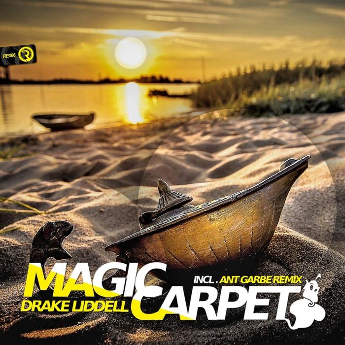 DRAKE LIDDELL - Magic Carpet