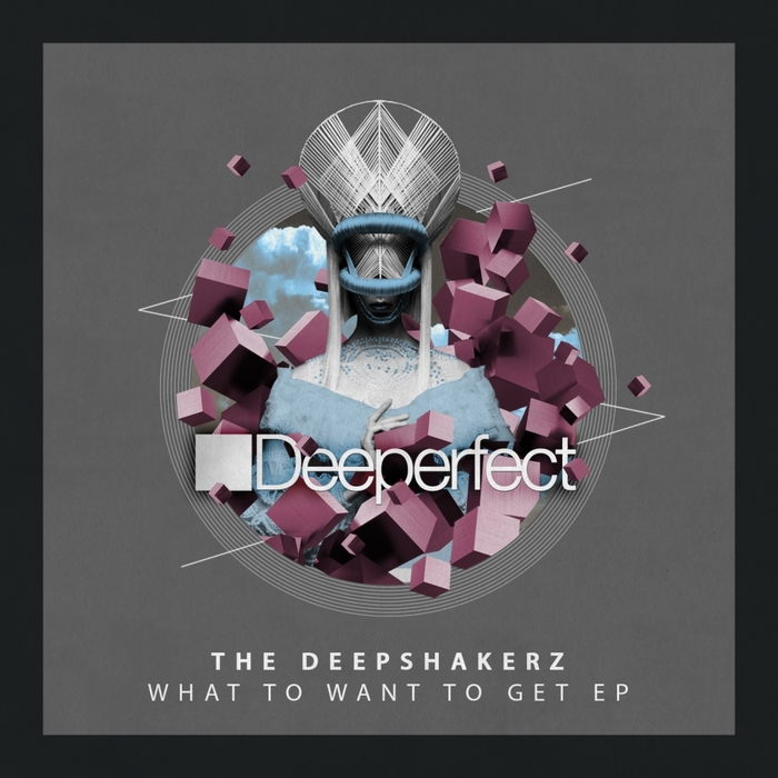 THE DEEPSHAKERZ - What To Want To Get EP