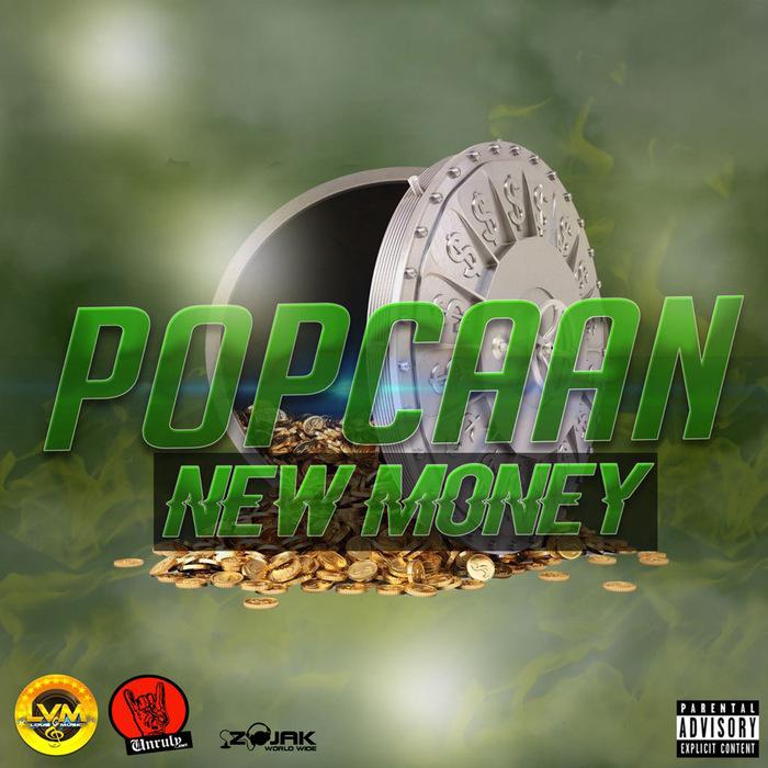 New Money by Popcaan on MP3, WAV, FLAC, AIFF & ALAC at Juno