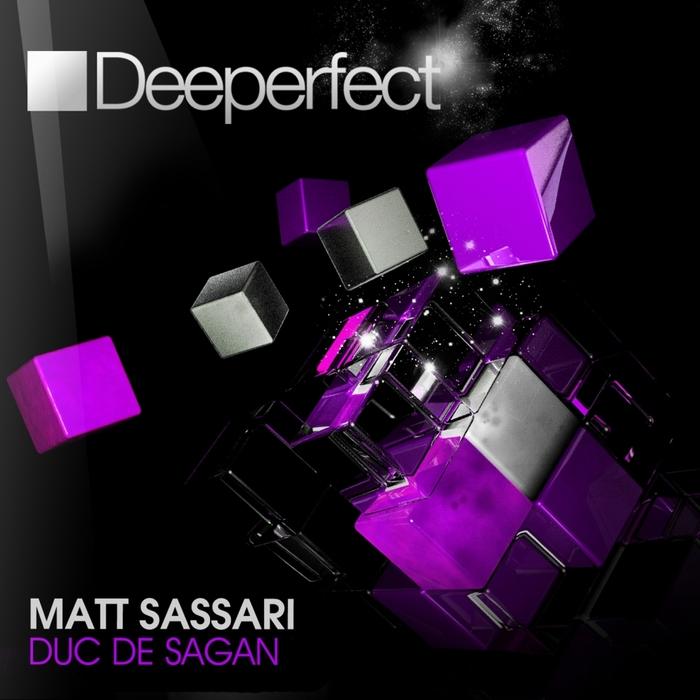 MATT SASSARI - Duc De Sagan EP