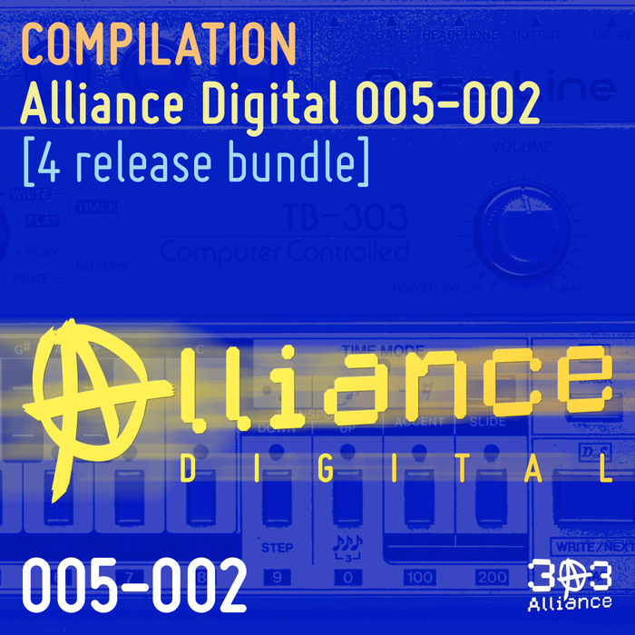 VARIOUS - Compilation Alliance Digital 005-002