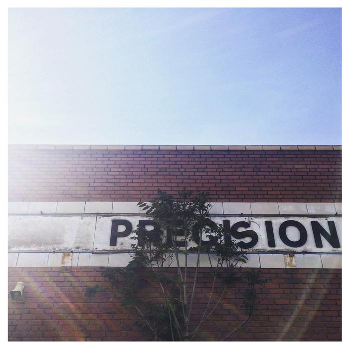 ARTHUR KAZARIAN - Precision EP