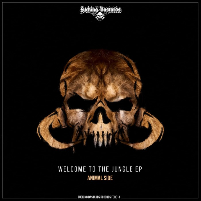 ANIMAL SIDE - Welcome To The Jungle EP
