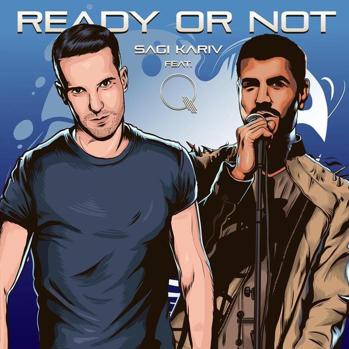 SAGI KARIV - Ready Or Not