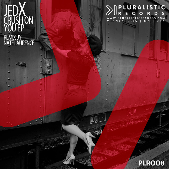JEDX - Crush On You EP