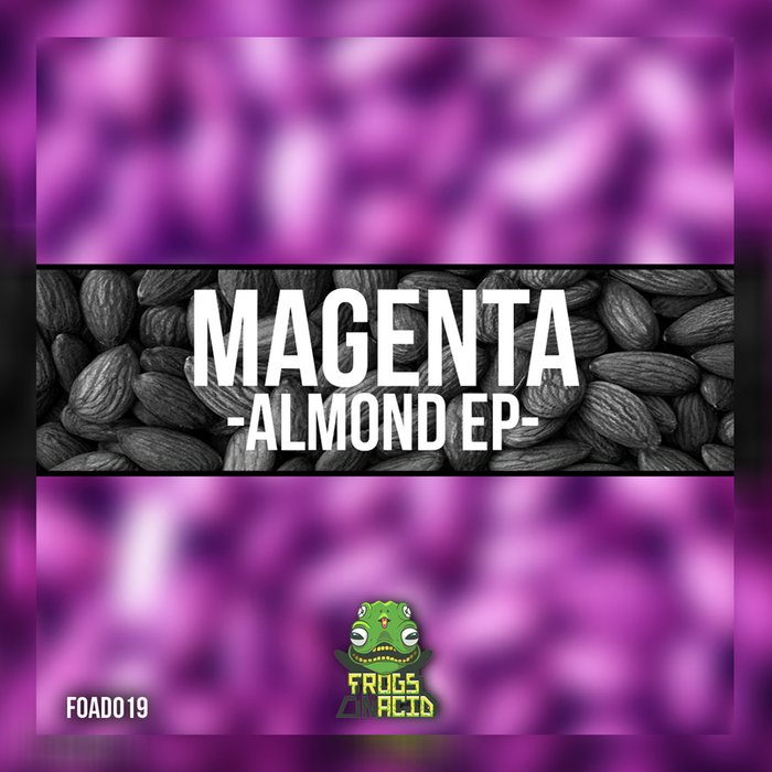 MAGENTA - Almond