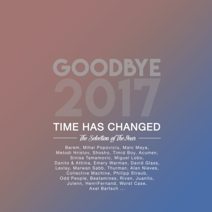 VARIOUS - Goodbye 2017 The Best Of The Year