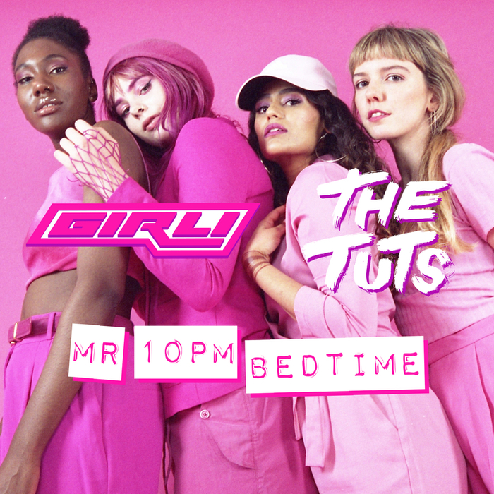 GIRLI vs THE TUTS - Mr 10pm Bedtime