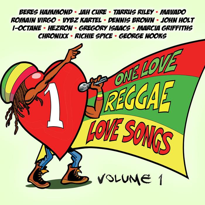 VARIOUS - One Love Reggae Love Songs Vol 1