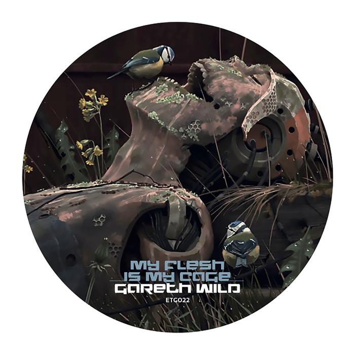 GARETH WILD - My Flesh Is My Cage
