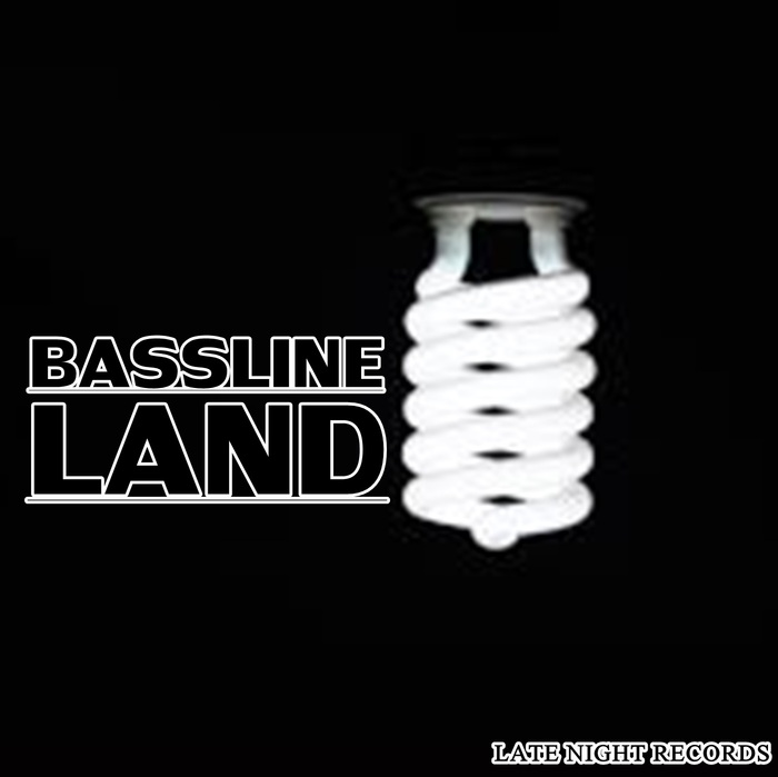 LATE NIGHT RECORDS - Bassline Land (Sample Pack WAV/MIDI)