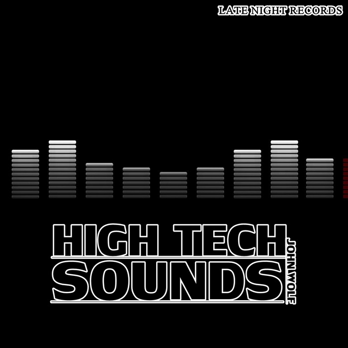 LATE NIGHT RECORDS - High Tech Sounds (Sample Pack WAV/MIDI)