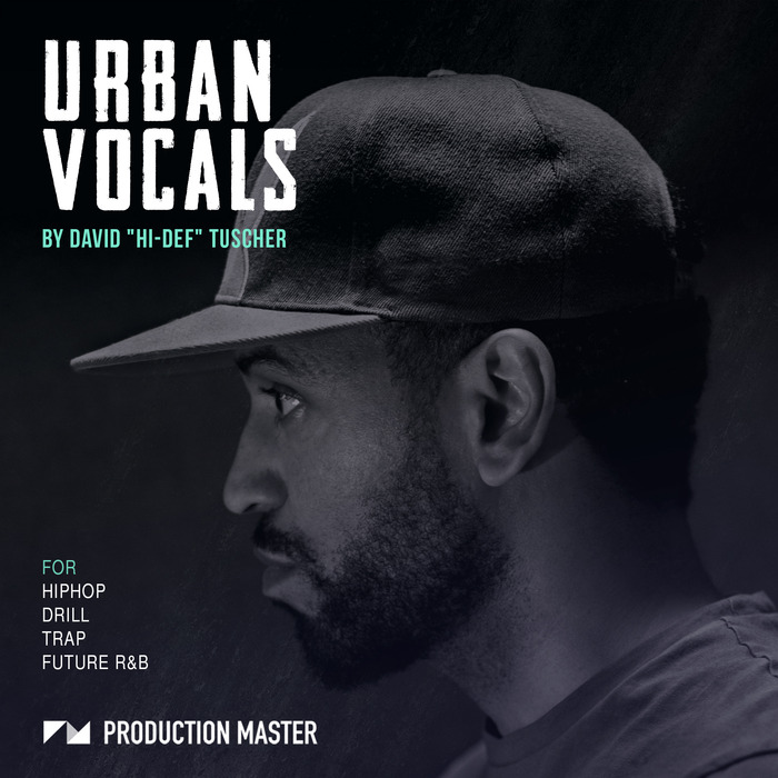 PRODUCTION MASTER - Urban Vocals (Sample Pack WAV)
