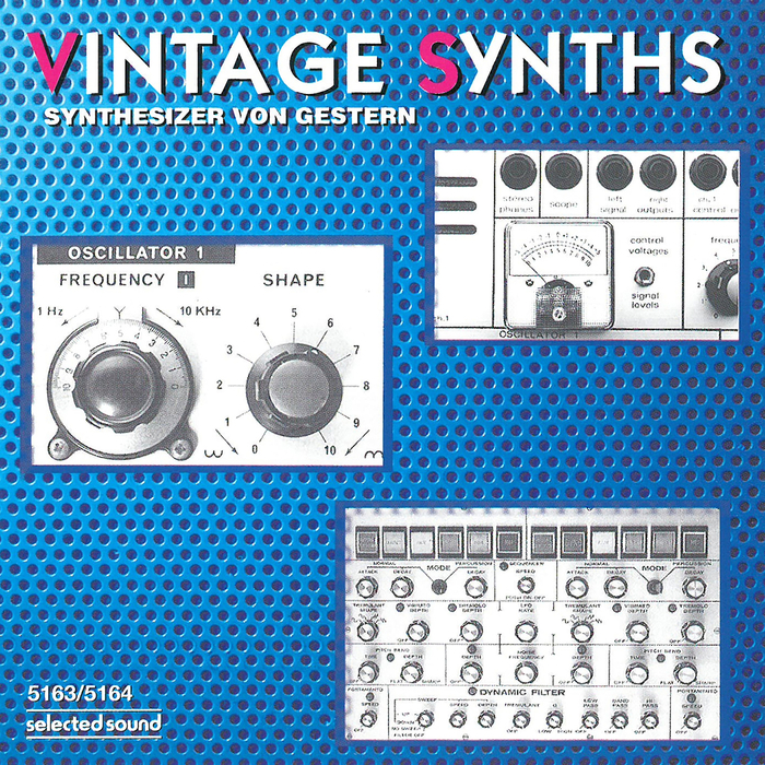 VARIOUS - Vintage Synths Vol 1