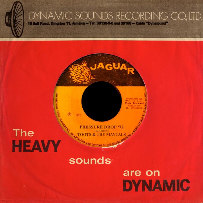 TOOTS & THE MAYTALS - Pressure Drop '72