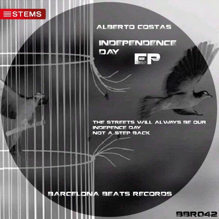 ALBERTO COSTAS - Independence Day EP