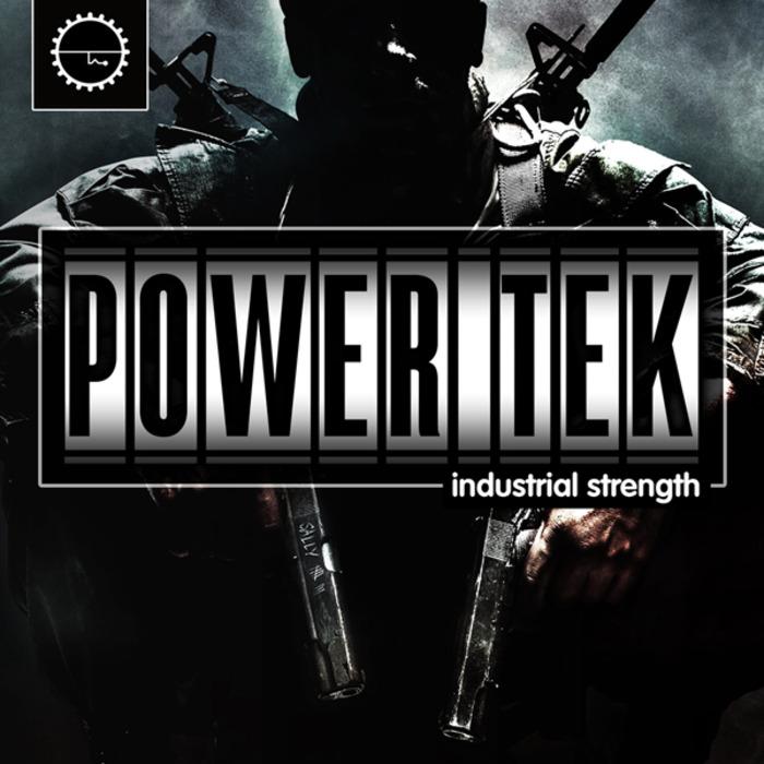 INDUSTRIAL STRENGTH RECORDS - Power Tek (Sample Pack WAV)