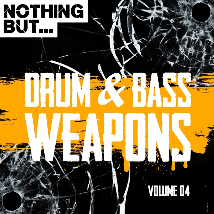 VARIOUS - Nothing But... Drum & Bass Weapons Vol 04