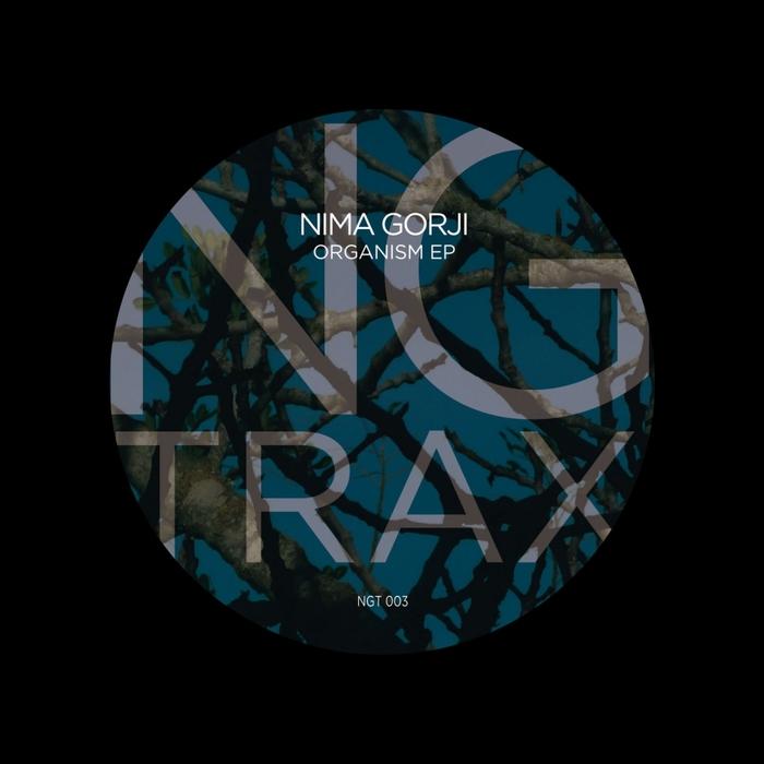 NIMA GORJI - Organism EP