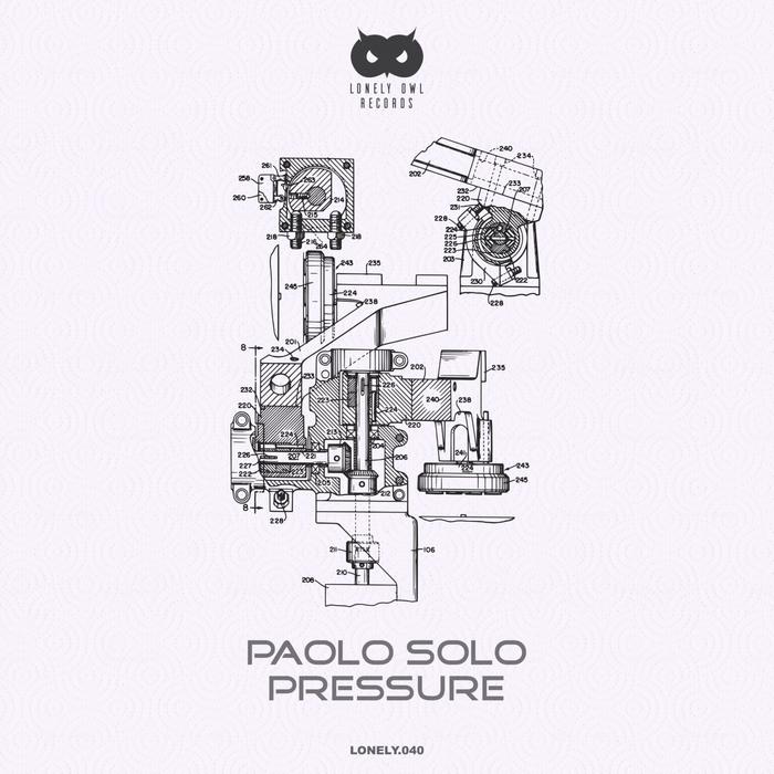 PAOLO SOLO - Pressure