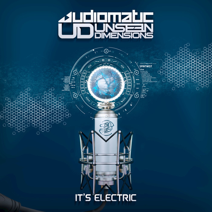 AUDIOMATIC/UNSEEN DIMENSIONS - It's Electric