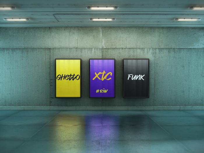XTC - Ghetto Funk