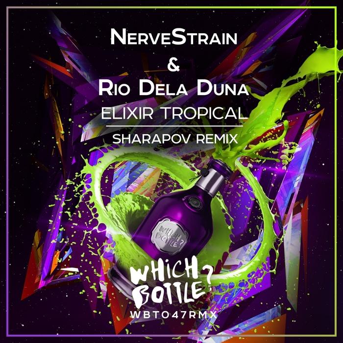 NERVESTRAIN & RIO DELA DUNA - Elixir Tropical