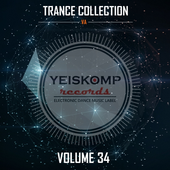 VARIOUS - Trance Collection By Yeiskomp Records Vol 34