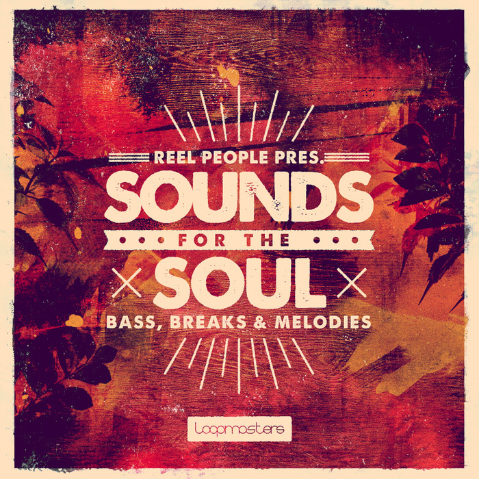 REEL PEOPLE - Sounds For The Soul Vol 2 (Sample Pack WAV/APPLE/LIVE/REASON)