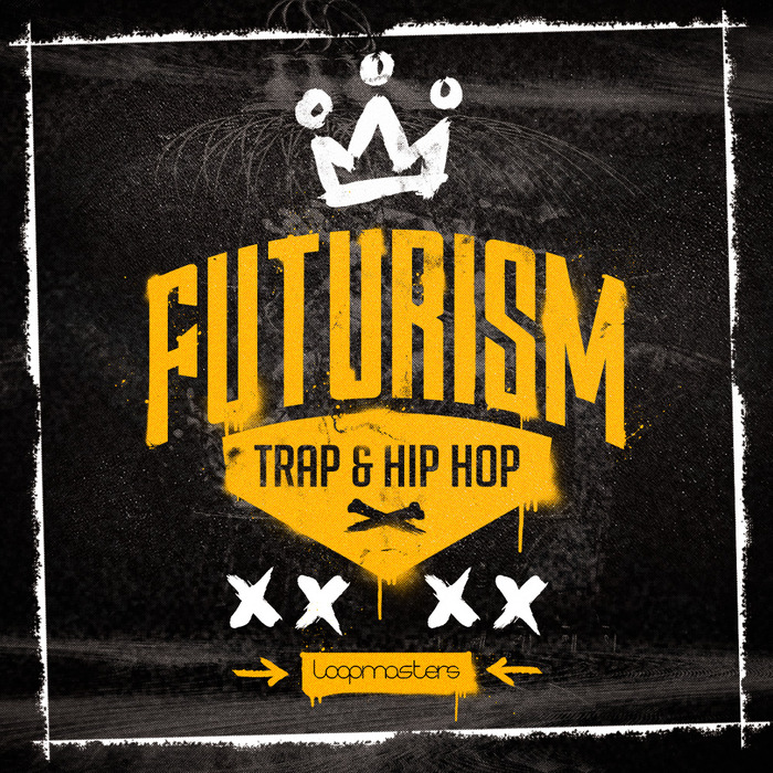 LOOPMASTERS - Futurism: Trap & Hip Hop (Sample Pack WAV/APPLE/LIVE/REASON)