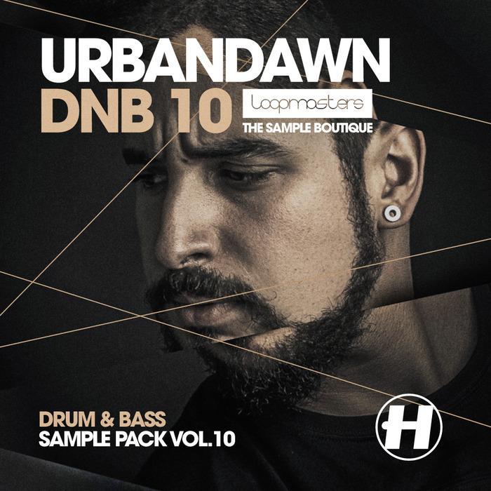 URBANDAWN - Drum & Bass Vol 10 (Sample Pack WAV/APPLE/LIVE/REASON)