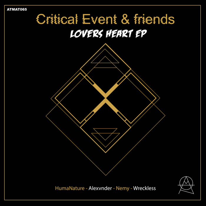 CRITICAL EVENT/ALEXVNDER/WRECKLESS/NEMY/HUMANATURE - Critical Event & Friends Vol 2: Lovers Heart EP