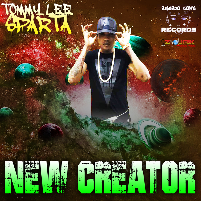 TOMMY LEE SPARTA - New Creator