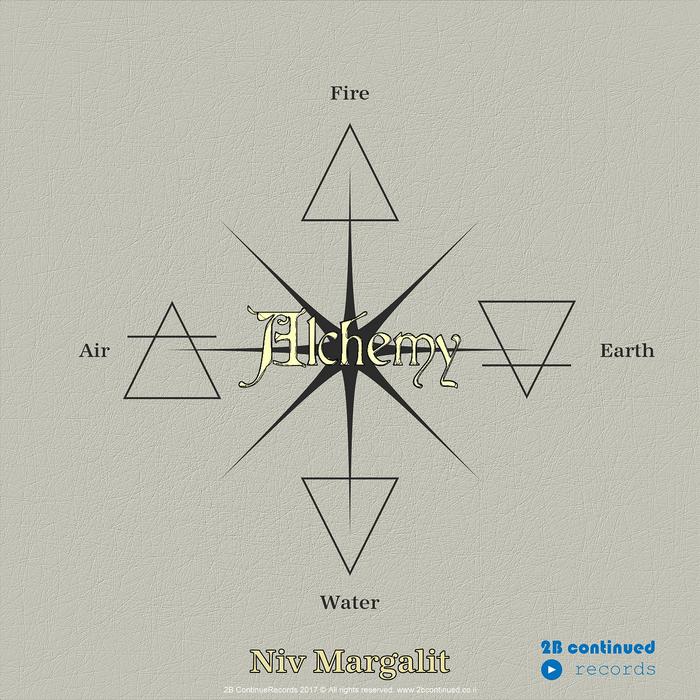 NIV MARGALIT - Alchemy