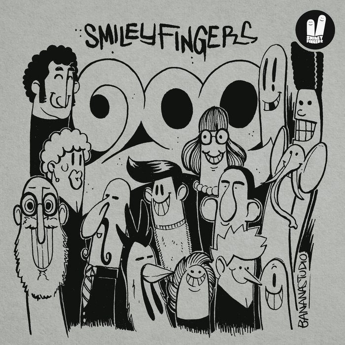 VARIOUS - Smiley Fingers 200