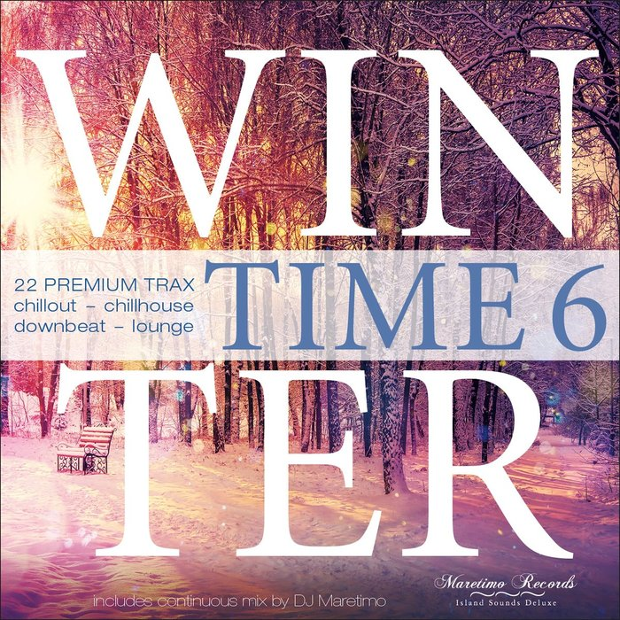 VARIOUS - Winter Time Vol 6 (22 Premium Trax/Chillout/Chillhouse/Downbeat/Lounge)