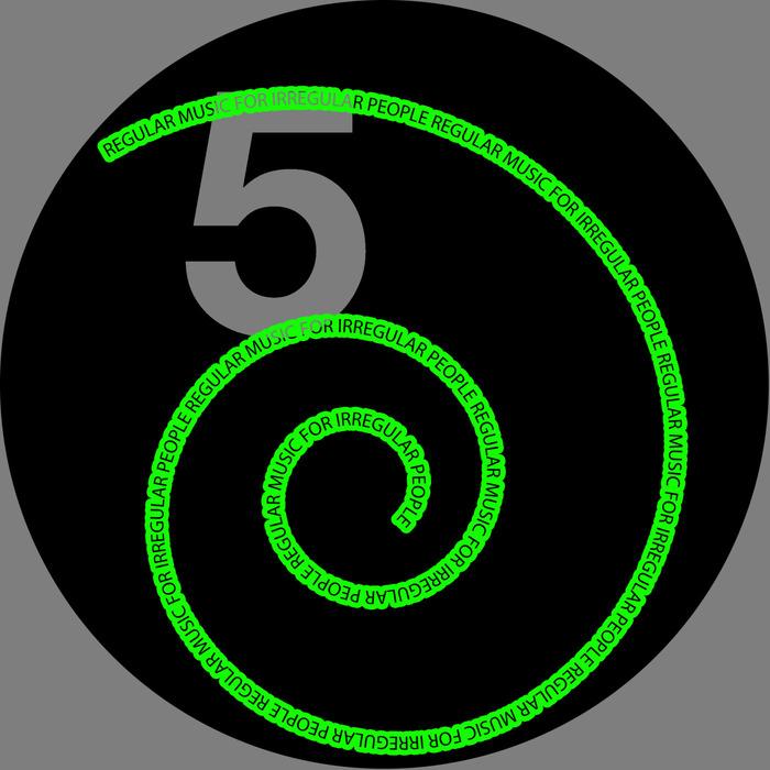 ATESH K/ONDREJ SEMYRKA/DEEP/ASI - Regular Music For Irregular People Vol 5