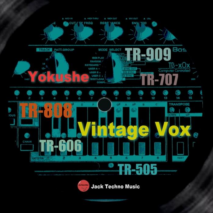 YOKUSHE - Vintage Box