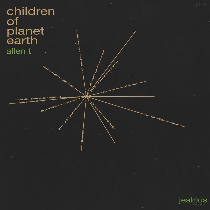 ALLEN T - Children Of Planet Earth