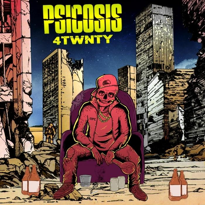 4TWNTY - Psicosis (Explicit)