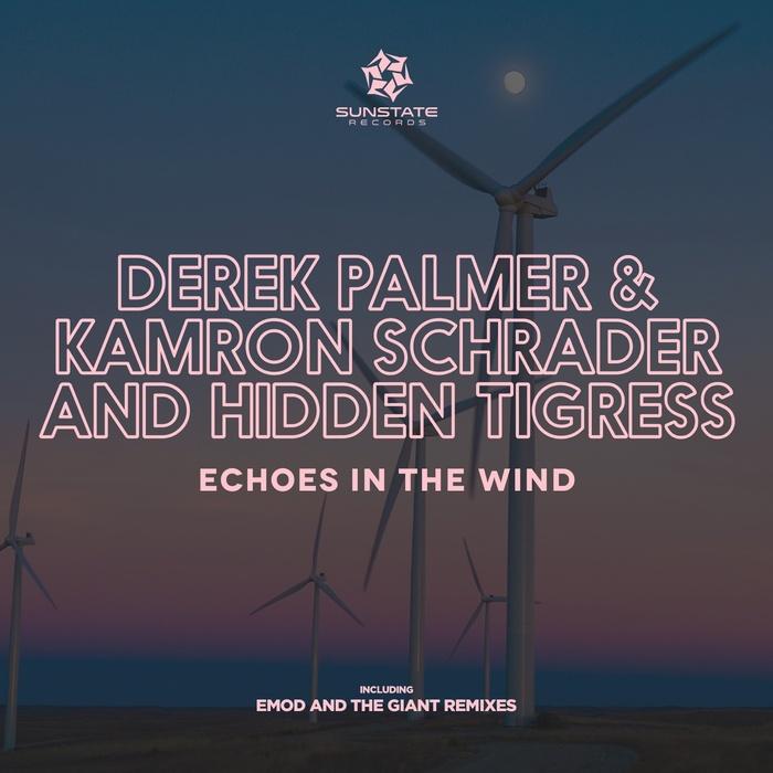 DEREK PALMER/HIDDEN TIGRESS/KAMRON SCHRADER - Echoes In The Wind