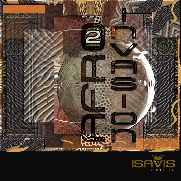 DJ GPOLESE/VARIOUS - Afro Invasion Vol 2 (unmixed tracks)