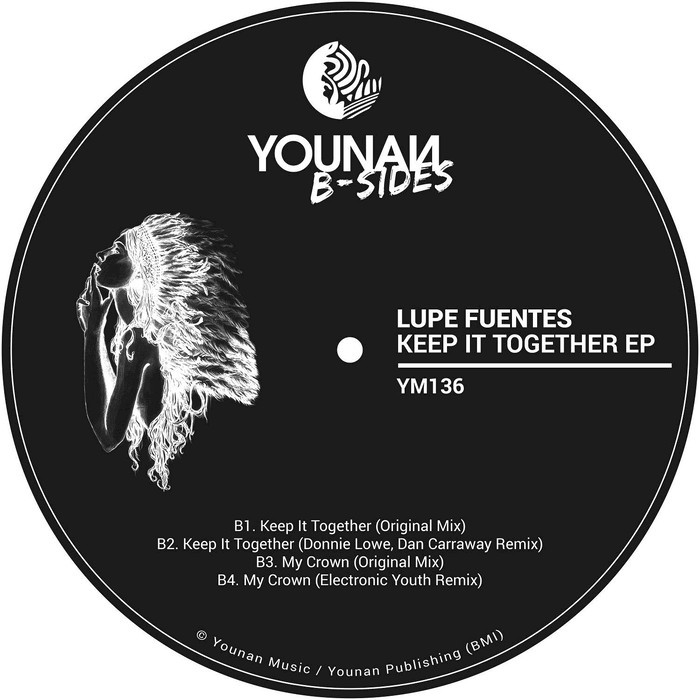 LUPE FUENTES - Keep It Together EP