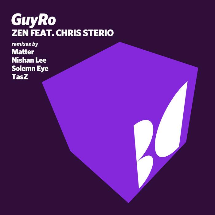 CHRIS STERIO/GUYRO - Zen