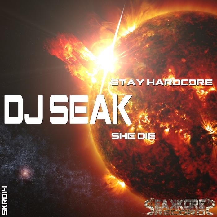 DJ SEAK - Stay Hardcore